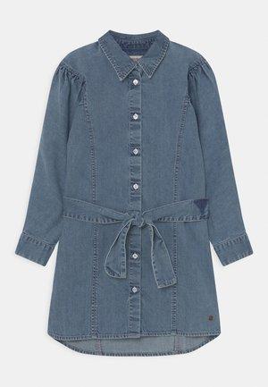 PRESILLA - Denim dress - blue vintage