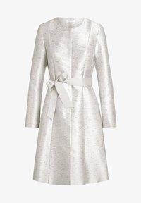 Apart - Classic coat - creme-schwarz - 5
