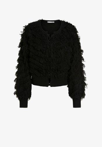 MIT FRANSEN - Winter jacket - black