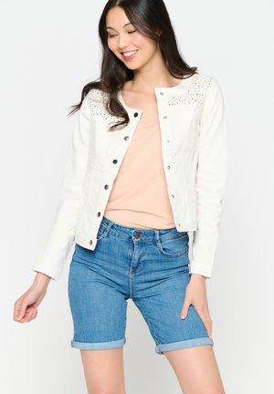Chaqueta fina - white