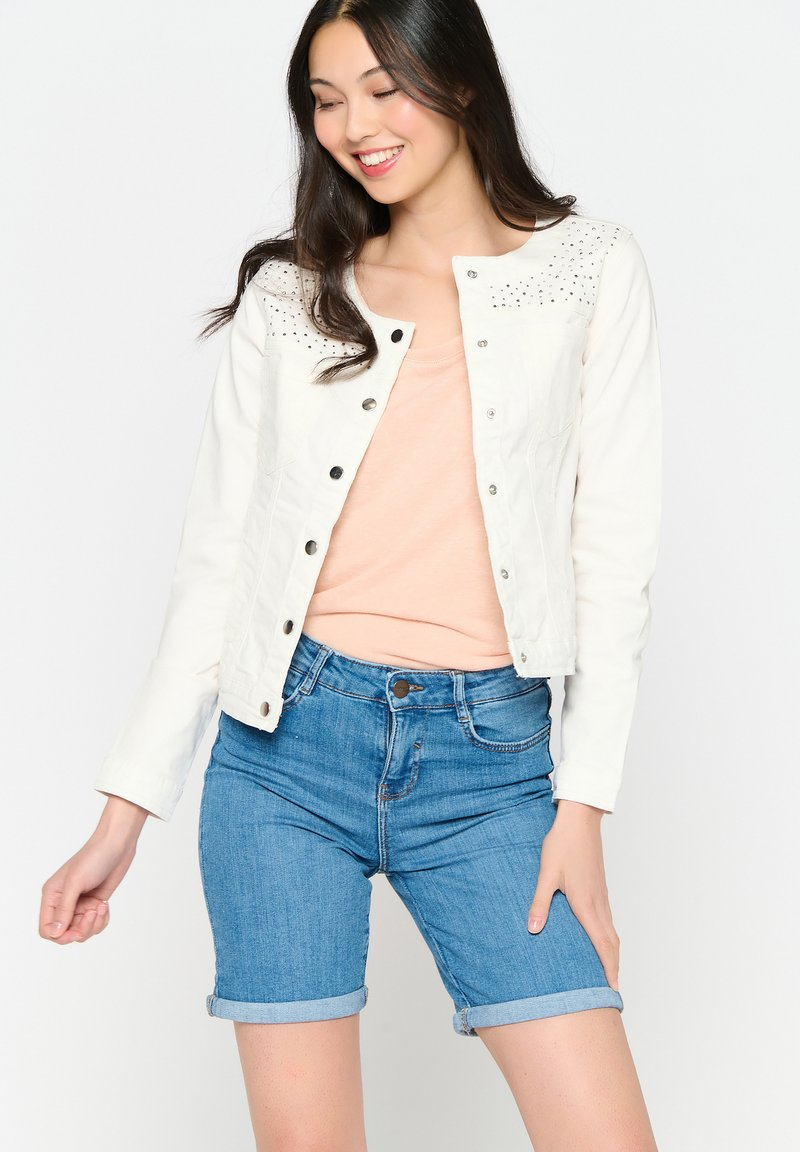 LolaLiza - Summer jacket - white