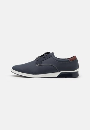 UMILIRI FLEX - Casual lace-ups - navy
