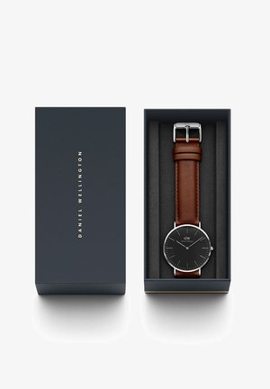 Classic St Mawes 40mm - Reloj - brown/black
