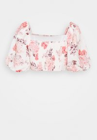 Forever New - ELENA PUFF SLEEVE - Bluser - peach blossom floral - 1