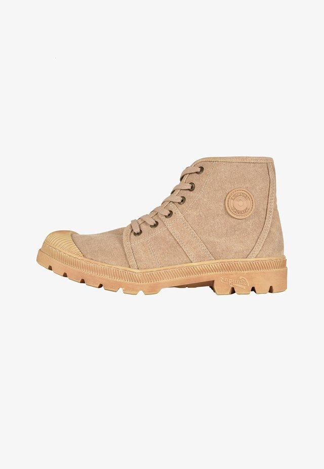 AUTHENTI/TR H2F - Veterboots - beige