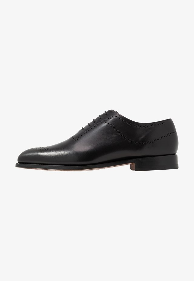 PLYMOUTH - Veterschoenen - black