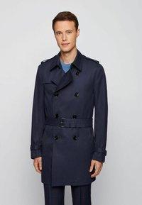 BOSS - DAN - Trenchcoat - dark blue - 0