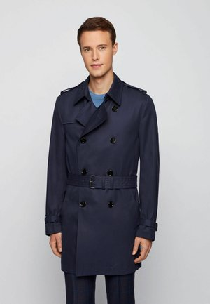 DAN - Trench - dark blue