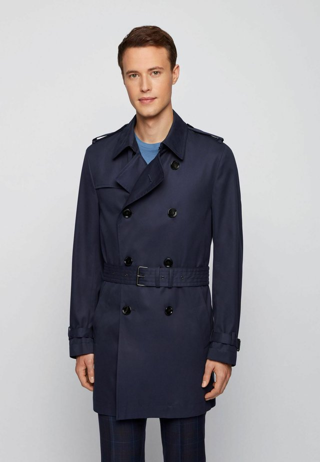 DAN - Trenchcoat - dark blue