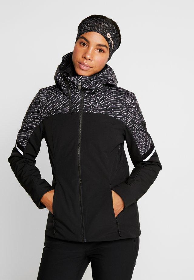 TULLA LADY - Veste de ski - black