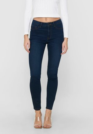 SKINNY FIT - Jeans Skinny Fit - dark blue denim