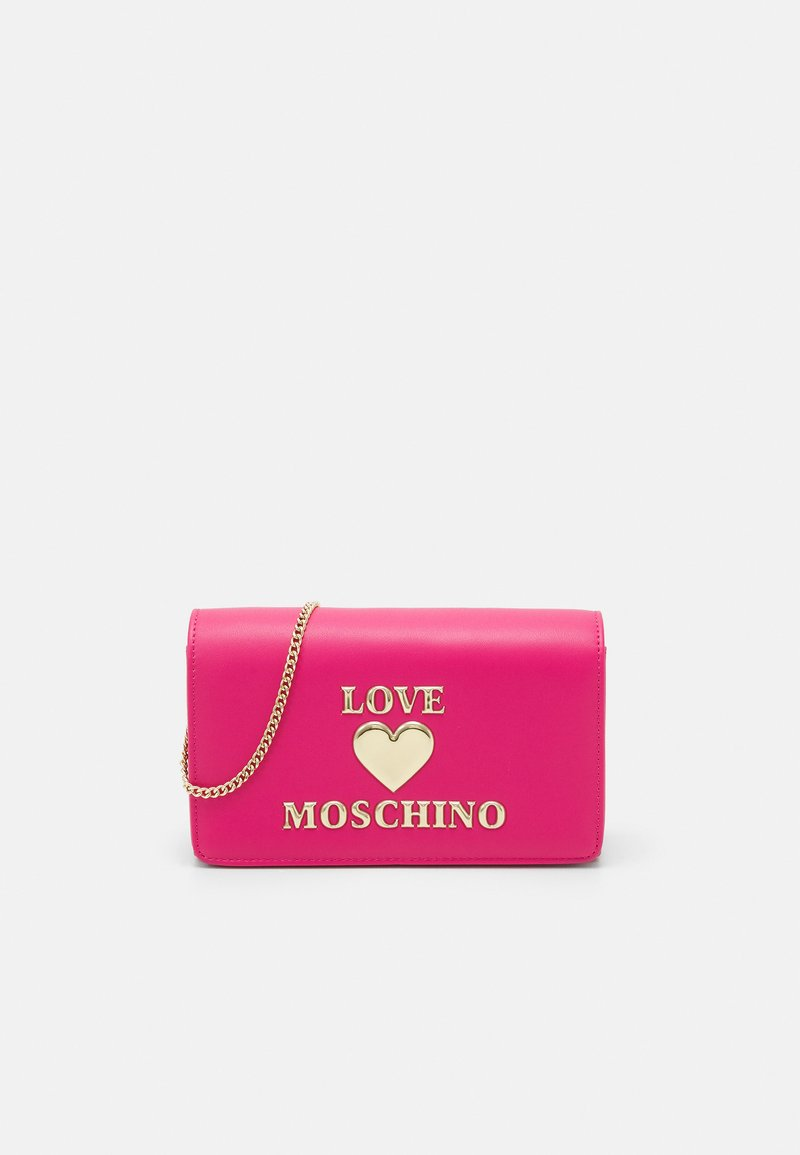 Love Moschino - Across body bag - fuxia