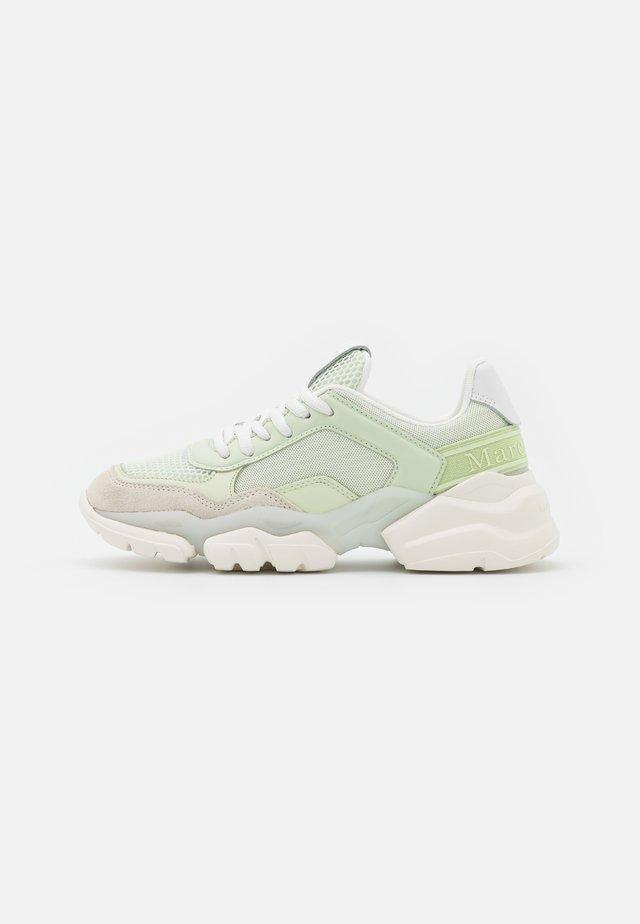 JULIA - Sneakers laag - mint