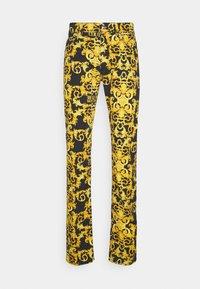 Versace Jeans Couture - TUPO - Slim fit jeans - black - 6