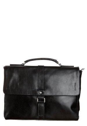 BUDDY - Briefcase - schwarz