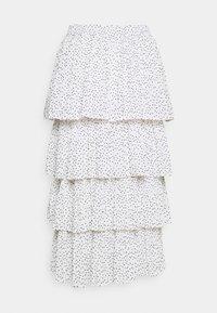 RIANI - Áčková sukně - white - 1