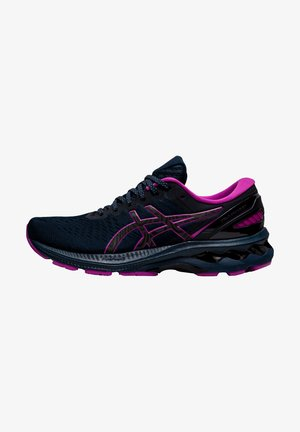GEL-KAYANO 27 LITE-SHOW - Chaussures de running neutres - french blue/lite-show