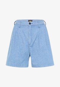 Lee - STELLA - Denim shorts - light linnen - 6