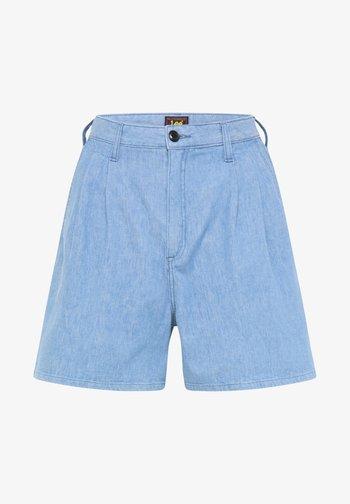 STELLA - Shorts di jeans - light linnen