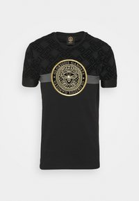 Glorious Gangsta - ARMAZ TEE - Print T-shirt - jet black - 4