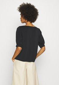 Opus - SPELA - T-Shirt print - black - 2