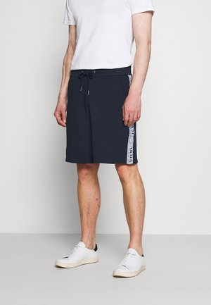 BERMUDA - Shorts - navy/white