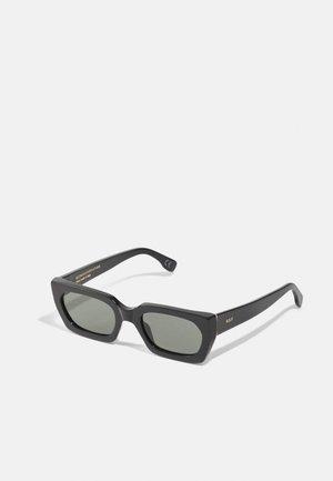 TEDDY UNISEX - Gafas de sol - black