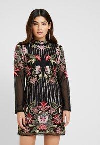 Lace & Beads Petite - DELILAH DRESS - Cocktailkjoler / festkjoler - black - 0