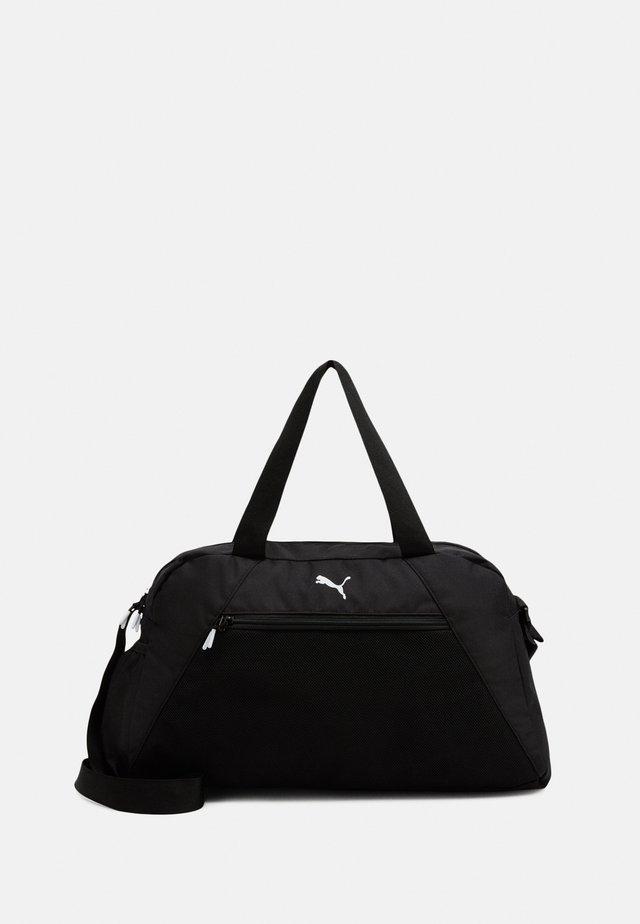 PUMA X ZALANDO X PAMELA REIF GRIP BAG - Sporttas - black