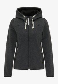 Schmuddelwedda - Light jacket - dunkelgrau melange - 4