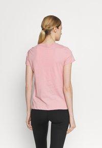 Puma - LOGO TEE - Camiseta de deporte - bridal rose - 2