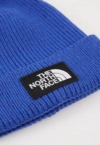 The North Face - LOGO BOX POM BEANIE UNISEX - Beanie - blue - 5