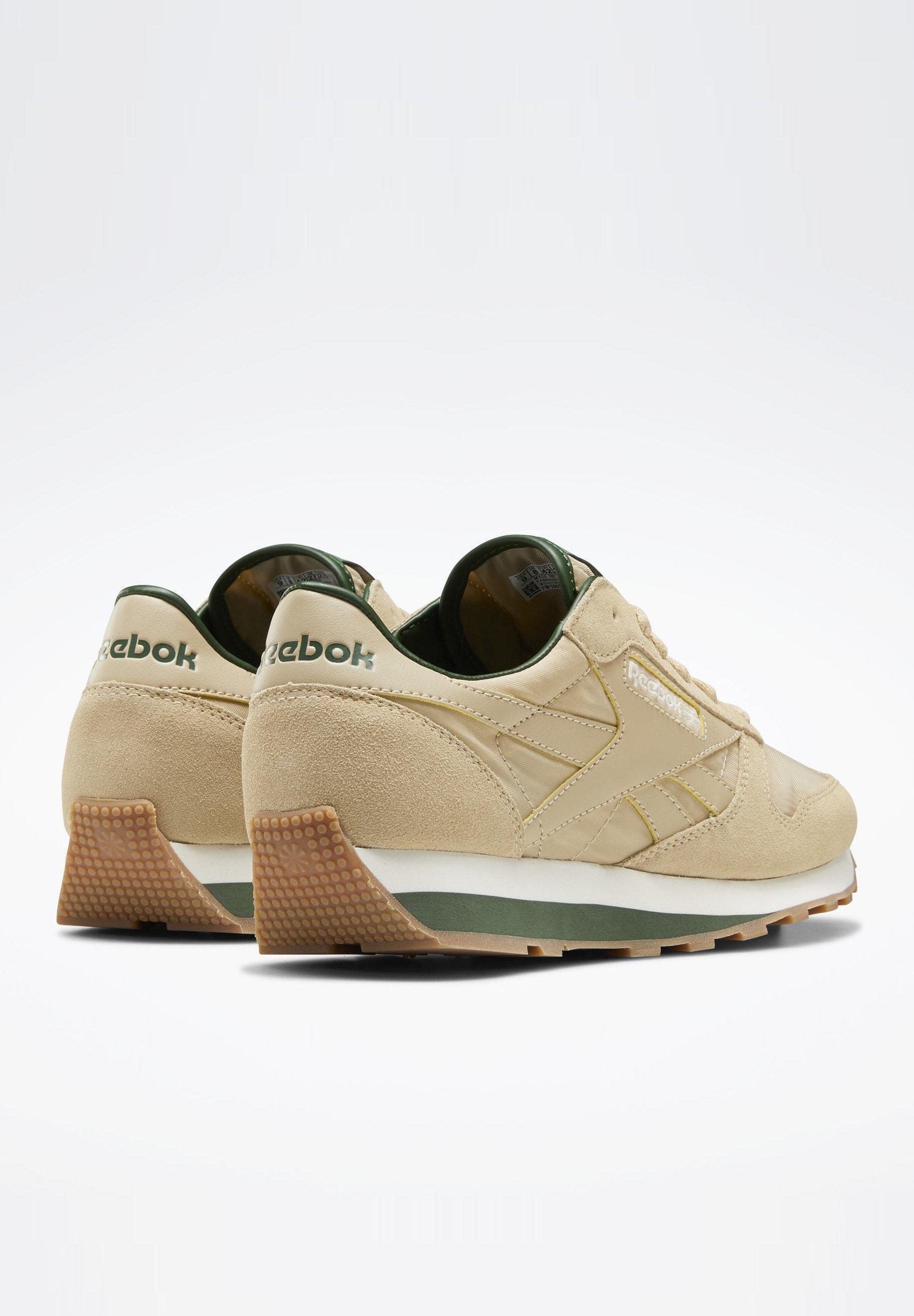 Reebok Classic CLASSIC LEATHER AZ SHOES - Sneaker low - beige - Herrenschuhe P5IVG