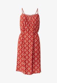 Indiska - SEFA - Day dress - red - 3