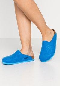 Birkenstock - AMSTERDAM - Slippers - blue - 0