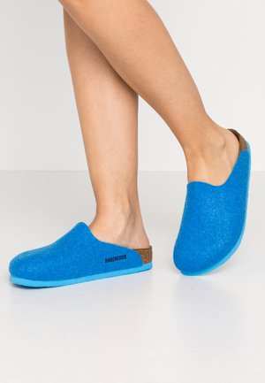 AMSTERDAM - Slippers - blue