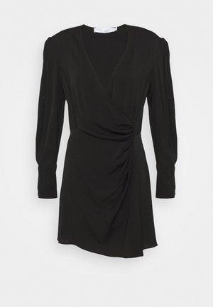 DHOTIE DRESS - Denní šaty - black