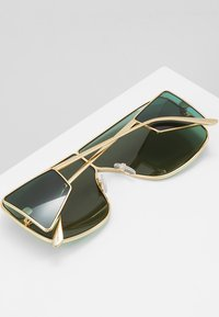 Tom Ford - Sunglasses - green/gold