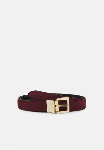 GIRAMIA - Belt - black