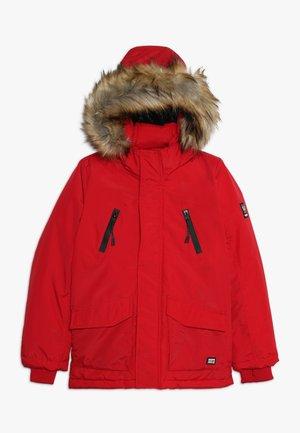 KIDS DEMPSEY  - Winter jacket - red