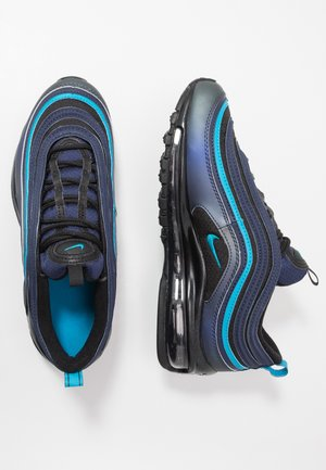 AIR MAX 97 SE - Sneakers laag - blackened blue/laser blue/black