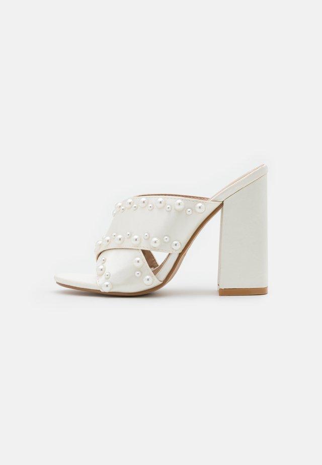 MELISA - Sandaler - ivory