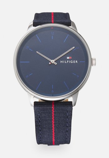 HENDRIX UNISEX - Watch - blue/blue