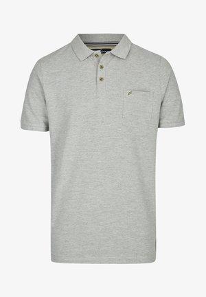 Poloshirt - grau