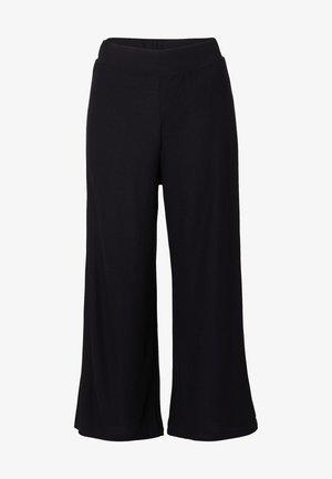 FREYA - Trousers - black