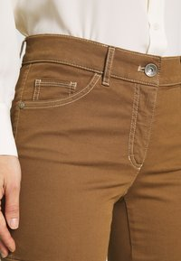 Gerry Weber Casual - Trousers - tabak - 6
