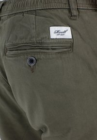 Reell - REFLEX EASY ST - Trousers - olive - 6