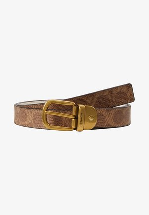 Belt - chalk/tan