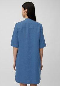 Marc O'Polo - Shirt dress - lake blue - 2