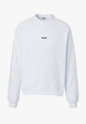 MSGM - Sweatshirt - weiss